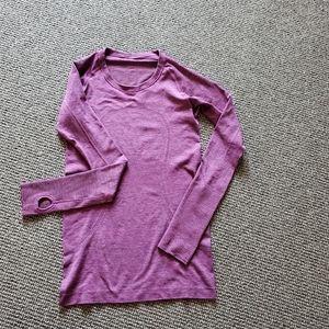 Lululemon Long Sleeve Top